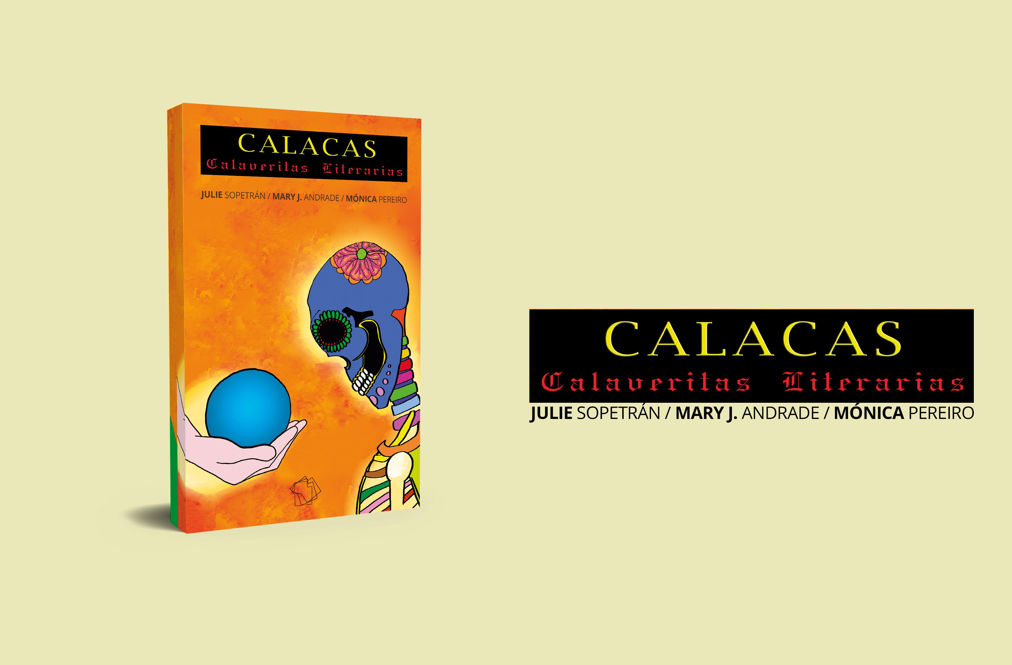 Próxima presentación del libro «CALACAS: Calaveritas Literarias»